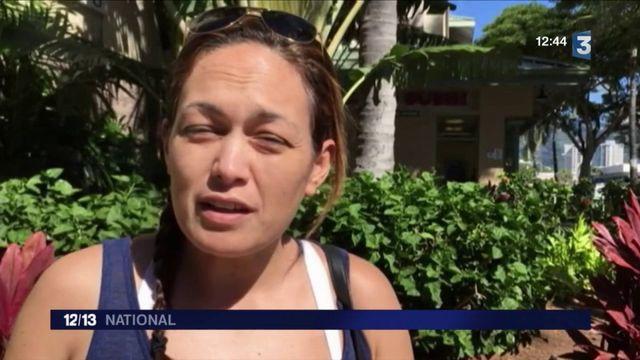 Hawaï : un employé se trompe de bouton, et envoie une fausse alerte au missile balistique