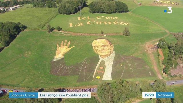 Un an après sa mort, de nombreux hommages rendus à Jacques Chirac