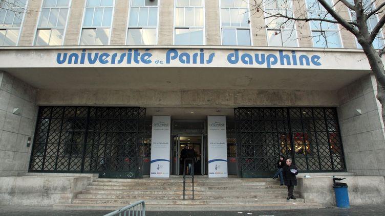 """L'associationJapad était """"une association ancienne et importante, car elle organise le Gala annuel"""" de l'université Paris Dauphine. (JACQUES DEMARTHON/AFP)"""