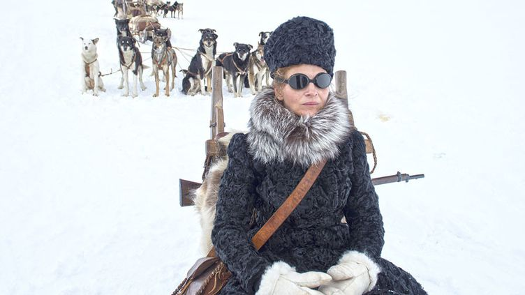 "Juliette Binoche dans ""Personne n'attend la nuit"" d'Isabel Coixet  (Leandro Betancor)"