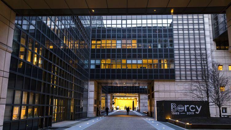 Le ministère de l'Économie, à Bercy (Paris). (VINCENT ISORE / MAXPPP)