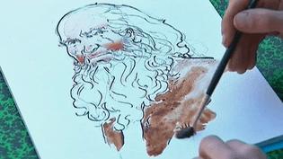 L'empreinte de Leonard de Vinci à travers les époque en France et en Italie  (France 2 / Culturebox)