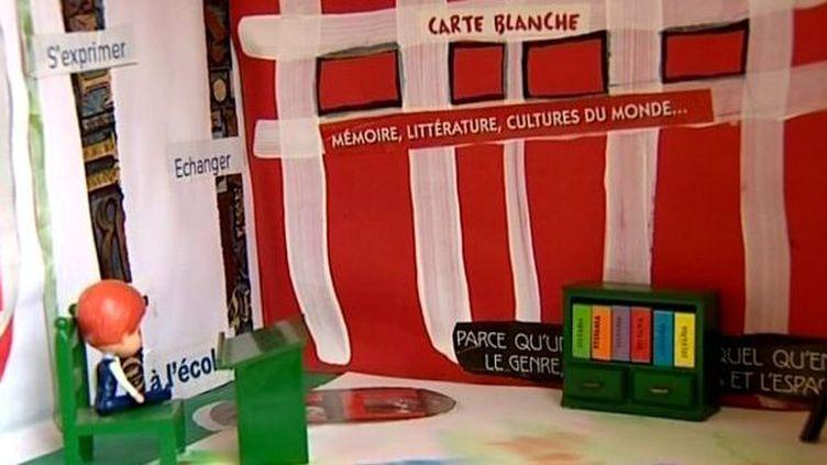 Le Festival du mot de la Charité sur Loire  (France 3 - Culturebox)