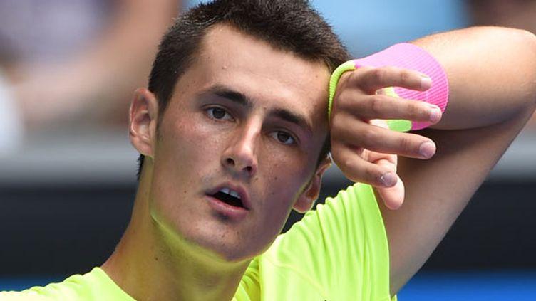Le tennisman australien, Bernard Tomic