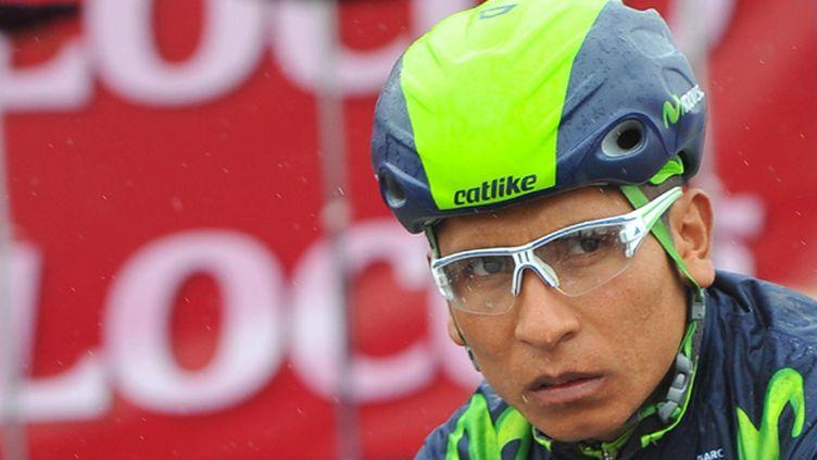 Le Colombien Nairo Quintana (LUCA ZENNARO               / MAXPPP)