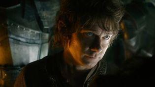 """Martin Freeman dans """"Le Hobbit : la Bataille des Cinq Armées"""" de Peter Jackson. (WARNER BROS ENTERTAINMENT)"""