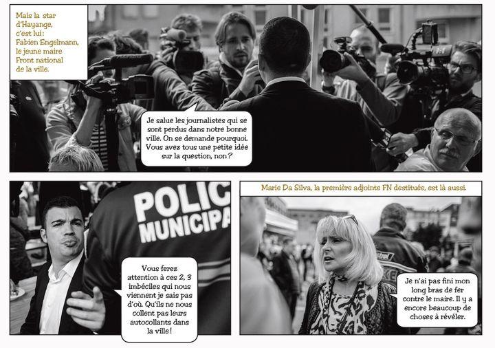 """""""L'illusion nationale"""", page 13  (Vincent Jarousseau / Les Arènes)"""