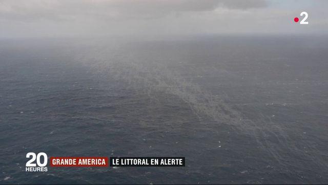 """""""Grande America"""" : le littoral en alerte"""