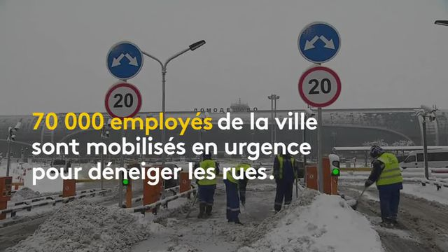neige pagaille