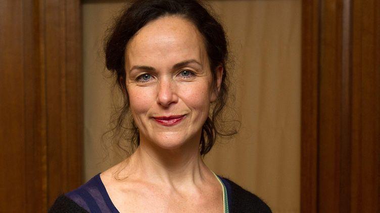 Agnès Desarthe en 2012  (MAXPPP)