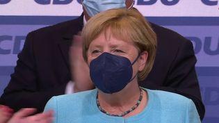 Législatives en Allemagne : match très serré pour la succession d'Angela Merkel (France 2)