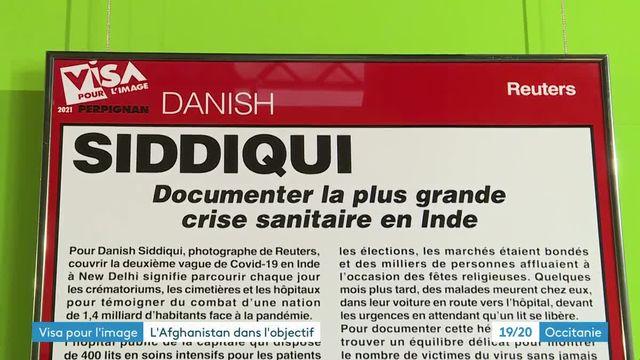 Exposition Danish Siddiqui Visa pour l'image 2021