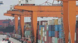Grèce : cinq ans après sa privatisation, où en-est le port du Pirée ? (FRANCE 2)