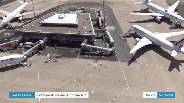 Aéronautique : Air France-KLM perd 7 milliards d'euros et prévoit un nouveau plan de départ volontaire