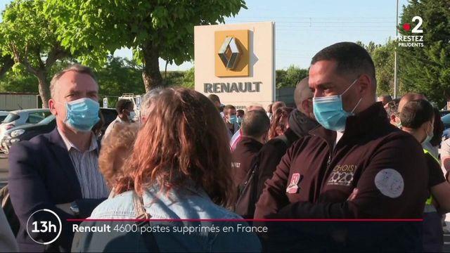 Automobile : Renault dévoile son plan d'économies