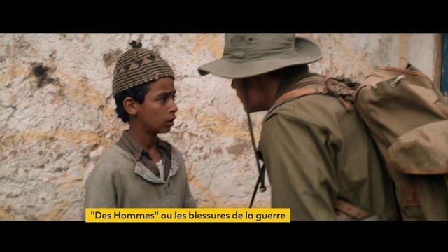"""Cinéma : """"Des hommes"""", les blessures de la guerre"""