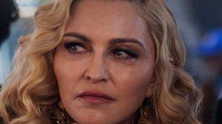 Madonna au Malawi en juillet 2017  (Amos Gumulira / AFP)