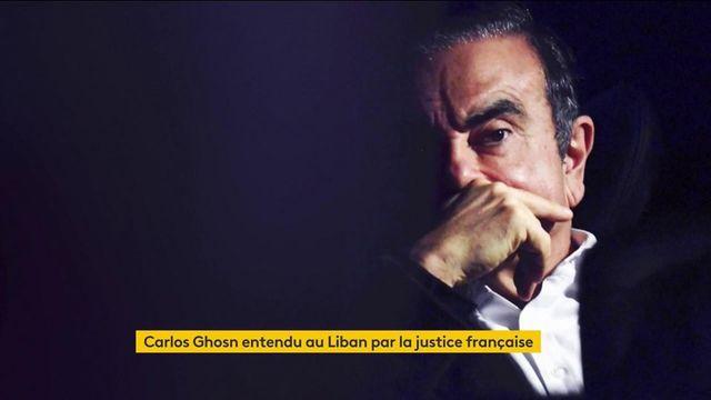 Liban : Carlos Ghosn entendu par la justice française à Beyrouth