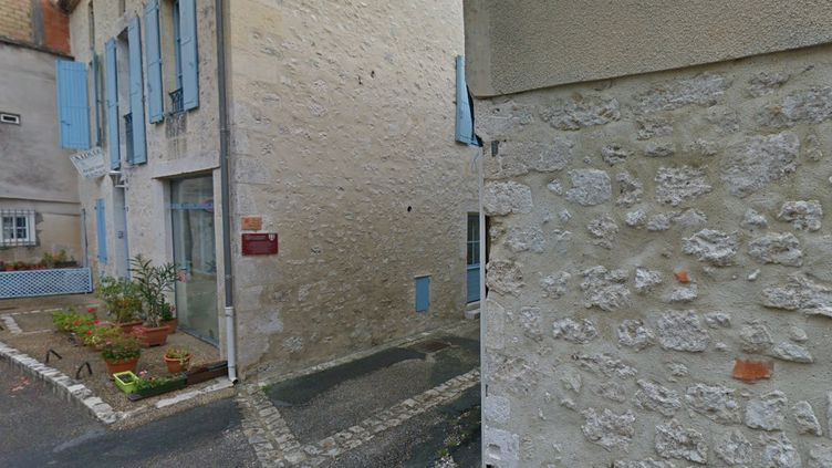 L'entrée de la rue de la Saucisse àIssigeac (Dordogne). (GOOGLE STREET VIEW)