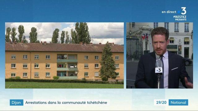 Dijon : arrestations dans la communauté tchétchène