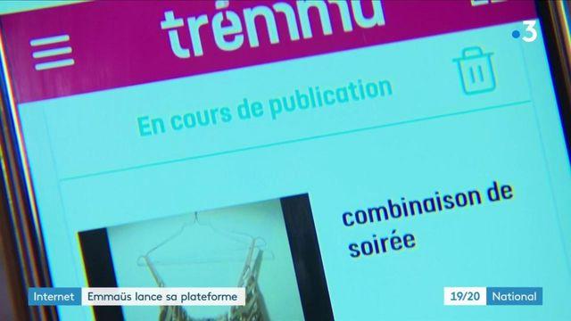 Solidarité : Trëmma, la nouvelle plateforme de vente en ligne lancée par Emmaüs