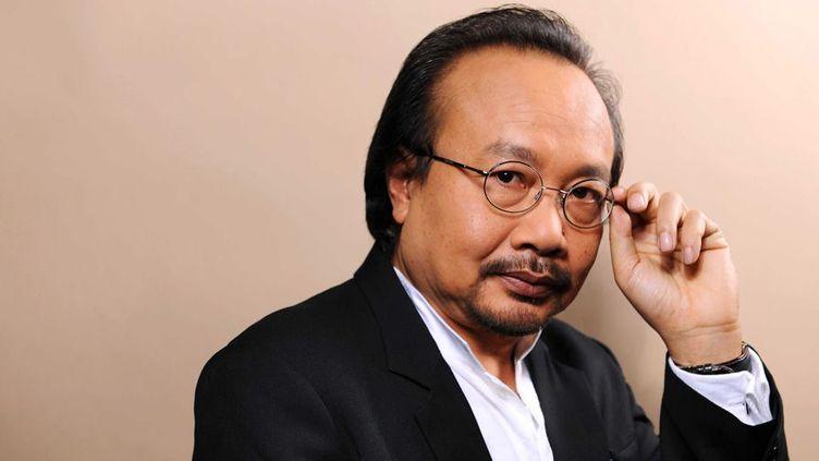 Le réalisateur franco-cambodgien Rithy Panh  (Baltel / SIPA)