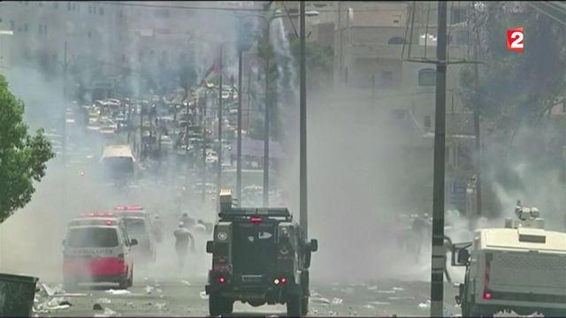 Jérusalem : l'Esplanade des Mosquées sous tensions