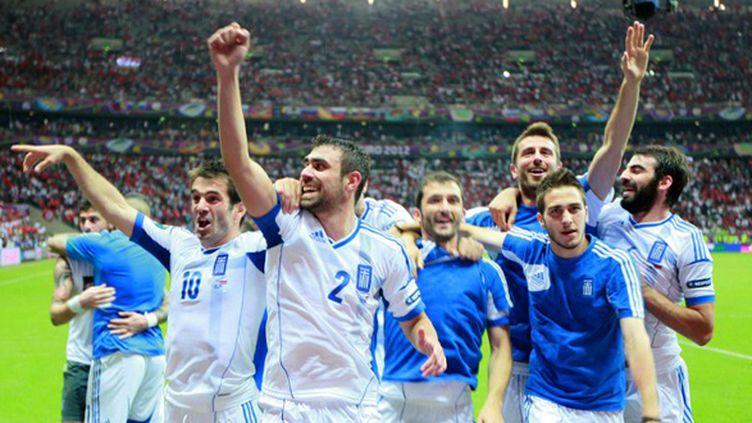 Les Grecs arriveront le mors au dent à Gdansk