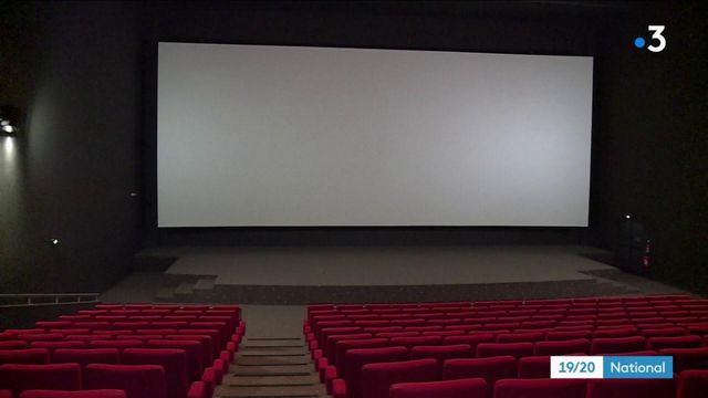Culture : le secteur sinistré du cinéma ne perd pas espoir