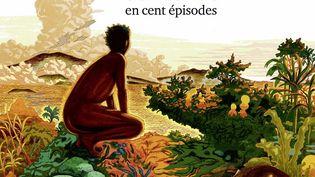 """""""La naissance du monde en cent épisodes"""", de B. Fichou et F. Grattery (BAYARD JEUNESSE)"""