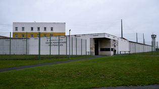 La prison de Réau (Seine-et-Marne), où était incarcéré Redoine Faïd (PHILIPPE LOPEZ / AFP)