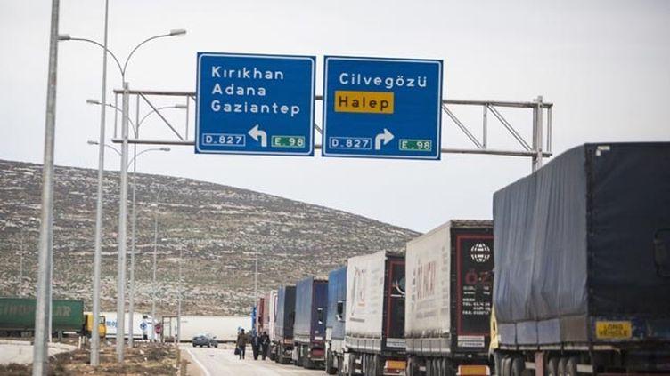 (Le recruteur présumé a été interpellé en Turquie, ici l'un des points de passage vers la Turquie © MaxPPP)