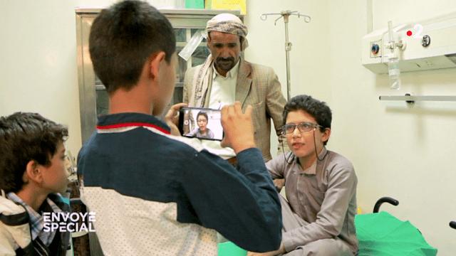 Envoyé spécial. Yemen : les enfants et la guerre