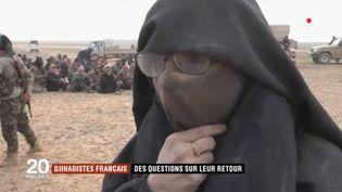 Mathilde, femme de jihadiste retenue en Syrie (FRANCE 2)