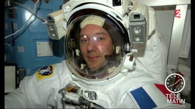 Thomas Pesquet va faire sa première sortie dans l'Espace