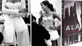 """Photos extraites de l'ouvrage Alaïa: """"Livre de collection"""" de Prosper Assouline  (Prosper Assouline)"""