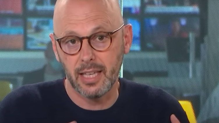 Thomas Snégaroff. (FRANCEINFO / RADIO FRANCE)