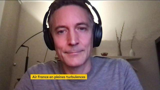 Le coronavirus provoque de fortes turbulences à Air France