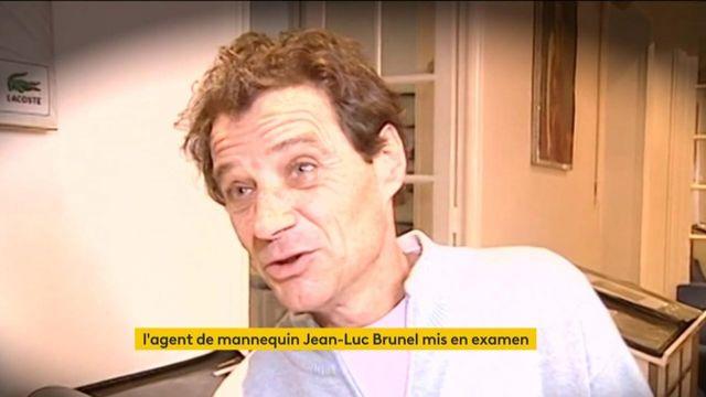 Affaire Jeffrey Epstein : l'agent de mannequin Jean-Luc Brunel mis en examen