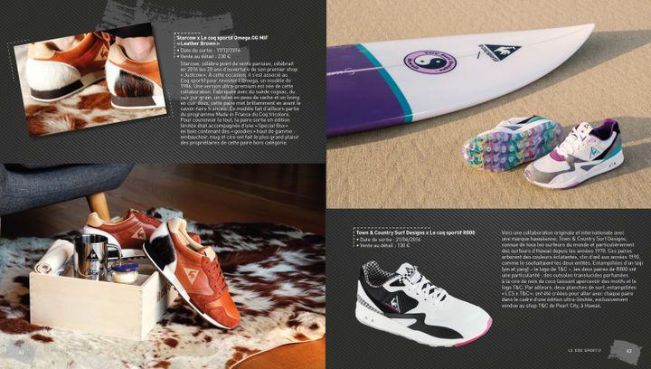 Cultissimes Sneakersby Tonton Gibs aux éditions Larousse (c_michalet)
