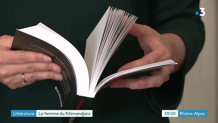 """""""La femme du Kilimandjaro"""" de Marianne et Arnaud Buffin-Parry (France 3 Alpes)"""
