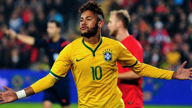 Neymar, la star brésilienne