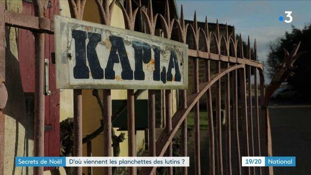 Noël : les jeux Kapla, une success story à la francaise