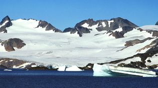 Une montagne enArctique. (MAXPPP)