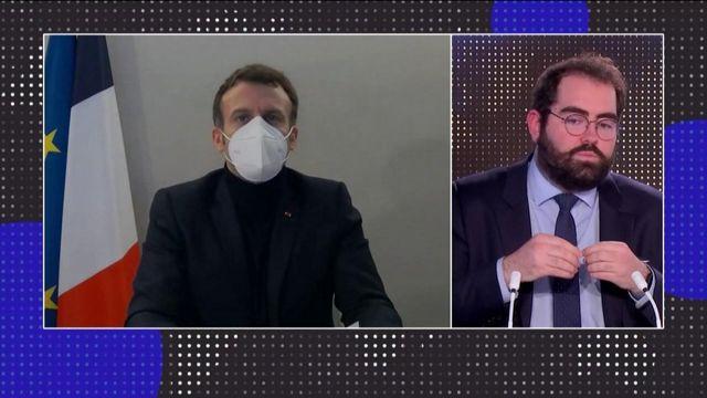 Emmanuel Macron contaminé au coronavirus : quelles conséquences politiques ?