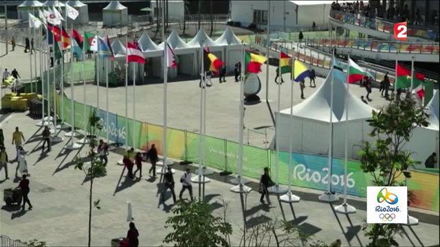 Les Jeux Olympiques 2016 boudés par les Brésiliens
