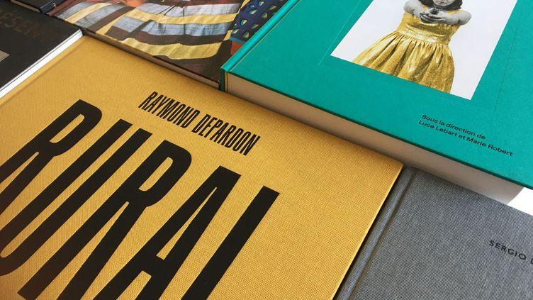 Beaux livres de photographie (franceinfo culture)