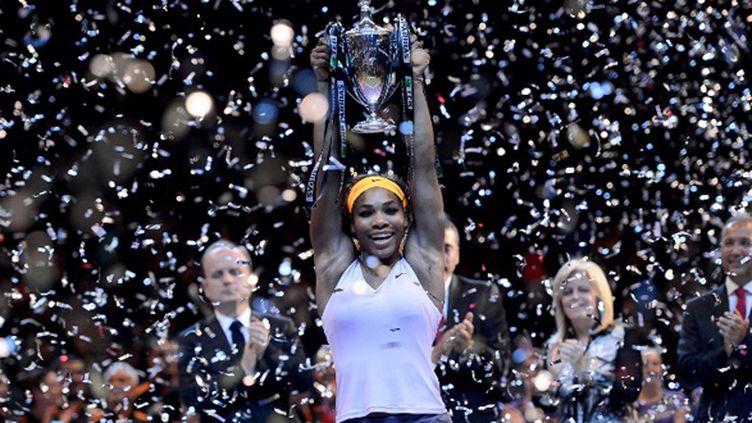Serena Williams (BERK OZKAN / ANADOLU AGENCY)
