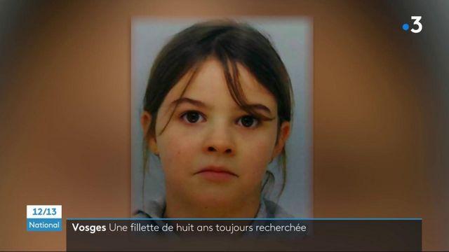 Vosges : la petite Mia toujours activement recherchée