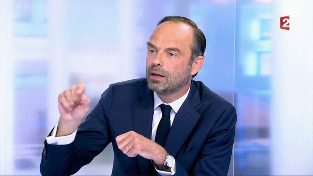 Réforme du Code du travail : entretien avec Edouard Philippe